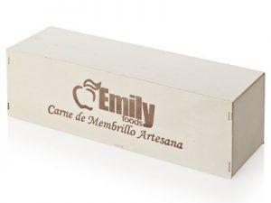 caja madera 5kg
