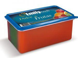 fiambrera 4kg dulce frutas
